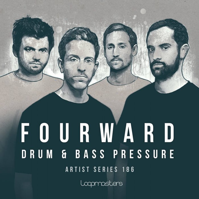 [DTMニュース]loopmasters-fourward-drum-bass-2