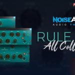 [DTMニュース]NoiseAshの伝説的イコライザーを収録した「Rule Tec All Collection」が81%offで販売中!
