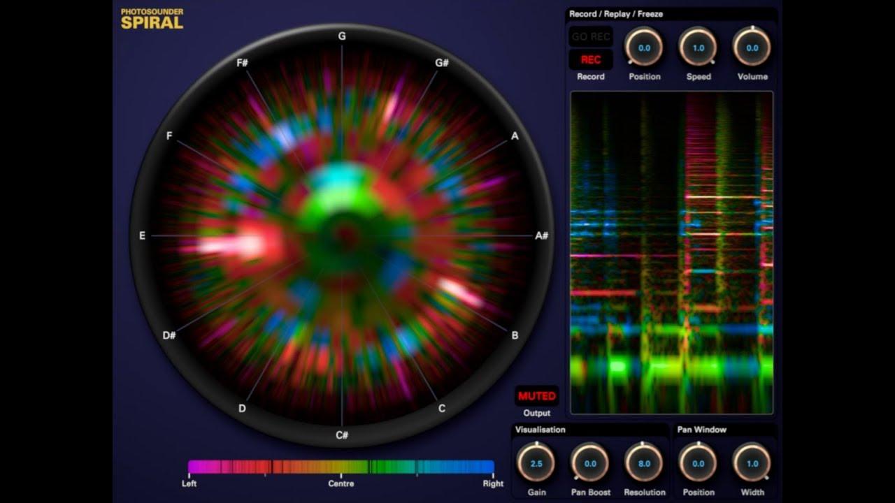 [DTMニュース]photosounder-spectral-spiral-1