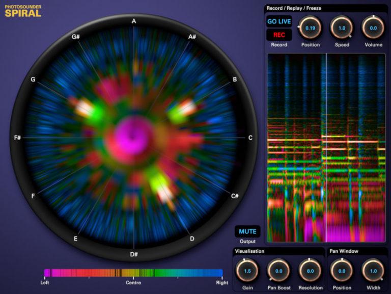 [DTMニュース]photosounder-spectral-spiral-2