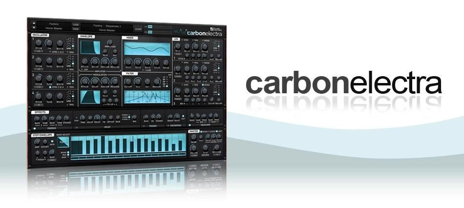 [DTMニュース]plugin-boutique-carbon-electra-exp-2