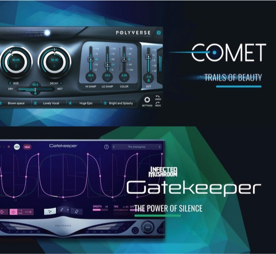 [DTMニュース]polyverse-buy-comet-get-gatekeeper-b