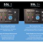 [DTMニュース]SOLID STATE LOGICのUSBオーディオインターフェイス「SSL2」「SSL2+」が登場!