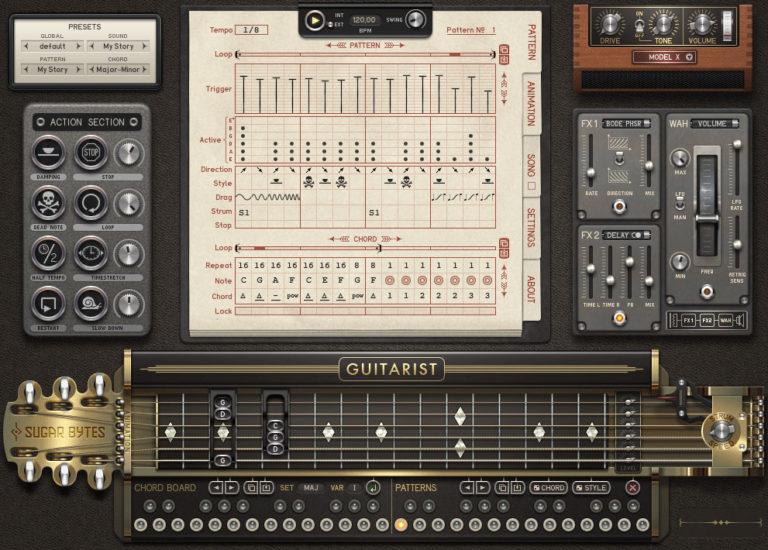 [DTMニュース]sugar-bytes-factory-guitarist-b