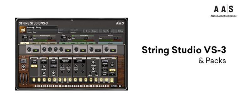 [DTMニュース]aas-string-studio-vs-3-2