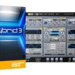 [DTMニュース]AIR Music Technologyの1,200を超えるインスピレーションを与えるプリセットが付属した「Hybrid 3」が88%off!