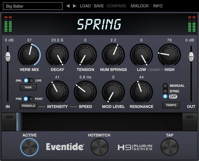 [DTMニュース]eventide-spring-2