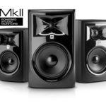[DTMニュース]JBLのモニタースピーカー「3 SERIES MkIIシリーズ」が限定特価で販売中!