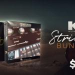 [DTMニュース]Kirk Hunter Studiosのストリングスコレクション「Strings Bundle」が75%off!