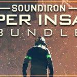 [DTMニュース]SOUNDIRONの6つのライブラリが収録された「Super Insane Bundle」が35%off!