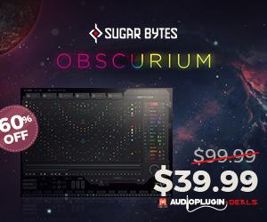 [DTMニュース]sugar-bytes-obscurium-300x250