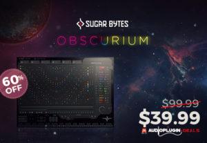 [DTMニュース]sugar-bytes-obscurium-580x400