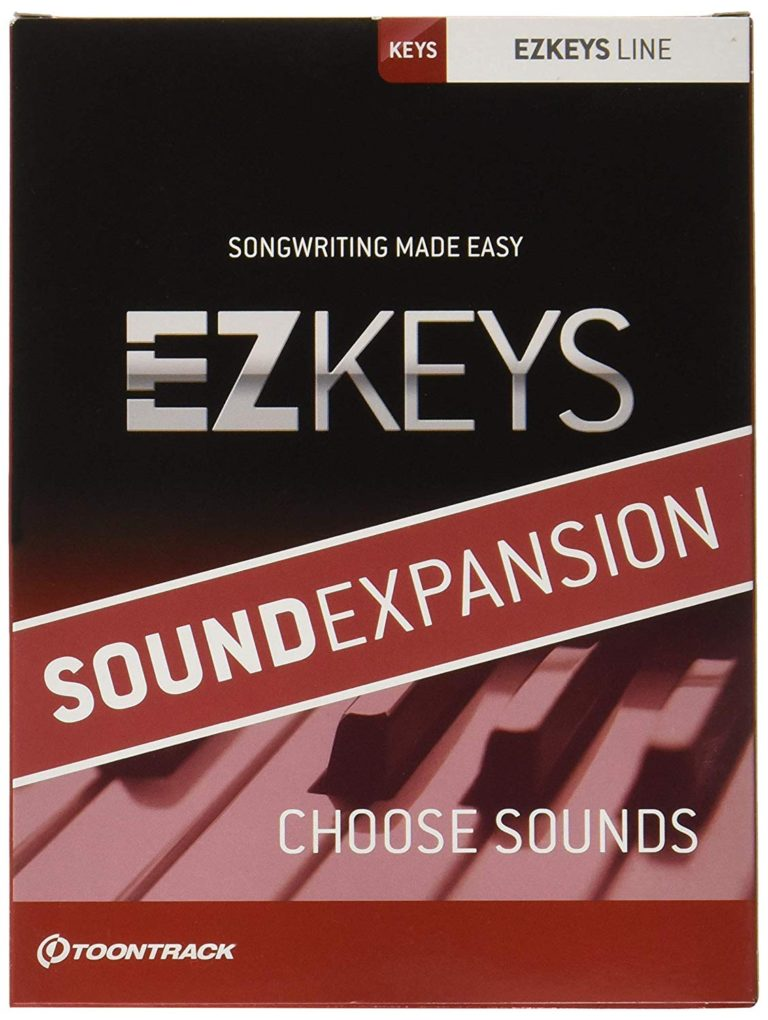 [DTMニュース]toontrack-ezkeys-sound-expansion-2