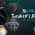 [DTMニュース]Audio Plugin DealsとPLUGIN BOUTIQUEのコラボ企画で「Tweaker's Boutique Bundle」が82%off!