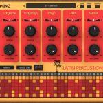 [DTMニュース]AudioThingの6つのクラシックラテンサウンドを収録した「Latin Percussion」が35%off!