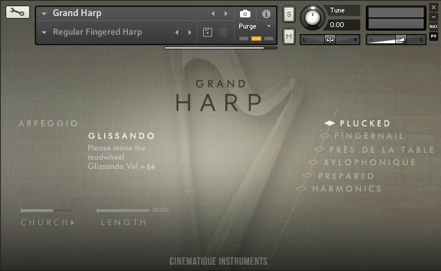 [DTMニュース]cinematique-instruments-grand-harp-2