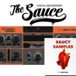 [DTMニュース]DJ Swivelのボーカルトラックに有用な「The Sauce」がフリーサンプルパック付きで44%off!