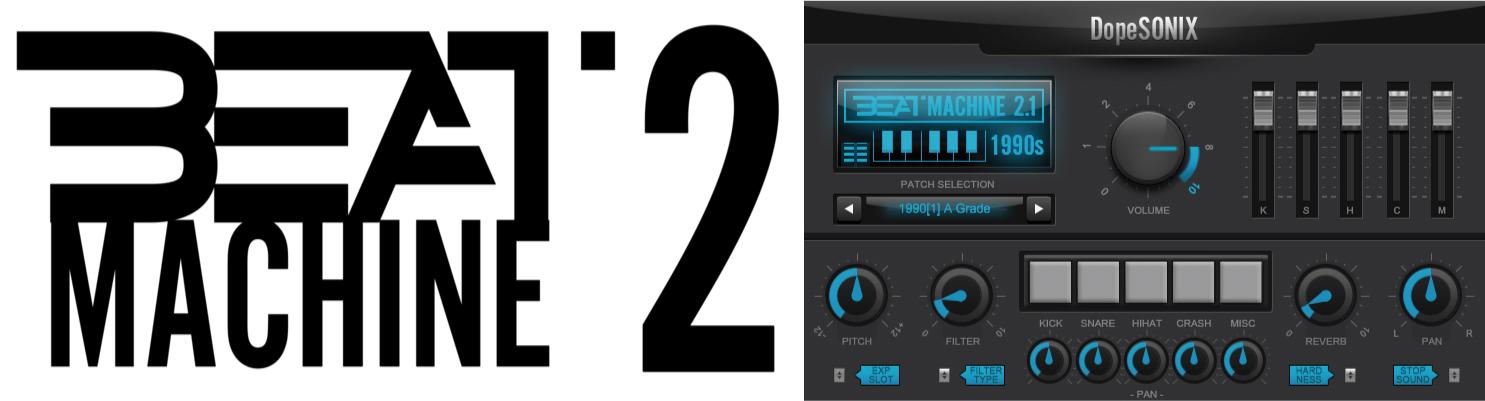 [DTMニュース]dopesonix-hiphop-beat-machine-2-1