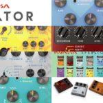 [DTMニュース]Kuassaのギターエフェクター「EFEKTOR」シリーズ各種が最大が40%off!