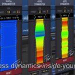 [DTMニュース]MeterPlugsのピークレベルとラウドネスの差を測定するプラグイン「Dynameter」が30%off!