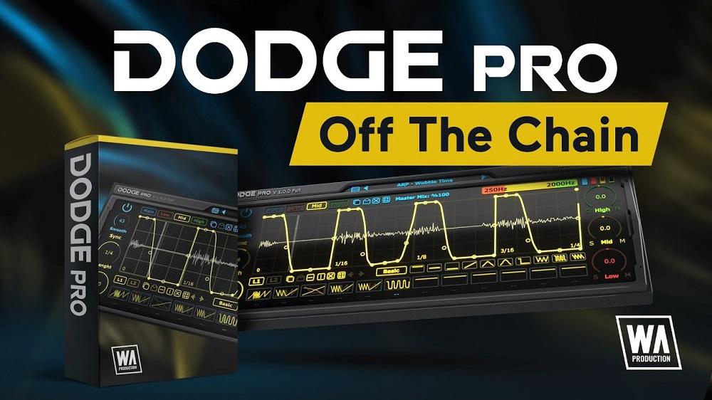[DTMニュース]wa-production-dodge-pro-1