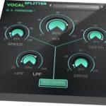 [DTMニュース]W.A Productionのボーカルプロセッシングプラグイン「Vocal Splitter」が86%off!
