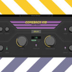 [DTMニュース]Baby Audioよりアナログ風ハンズオンディレイ「Comeback Kid」がリリース!