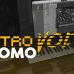 [DTMニュース]BeatSkillzのハードシンセをサンプリングしてオシレーターに搭載した「RetroVOLT」がリリース!