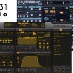 [DTMニュース]KV331 Audioの「SynthMaster」と「SynthMaster One」がセール価格で販売中!