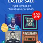 [DTMニュース]LOOPMASTERSが「EASTER SALE」を開催中!ほぼ全ての製品がで50%offのセール価格で販売中!