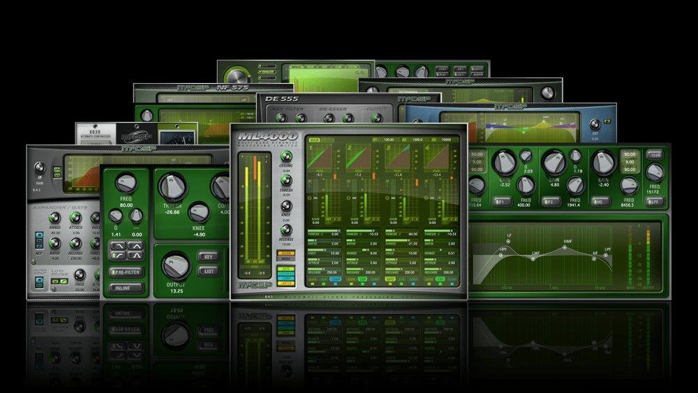 [DTMニュース]mcdsp-emerald-pack-2