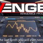 [DTMニュース]Vengeance Soundの多数の合成フォームを備えたシンセ「VPS Avenger Synth」が20%off!