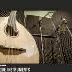 [DTMニュース]Cinematique Instrumentsのアイルランドのフラットバックソプラノマンドリン「Mandolin」が31%off!