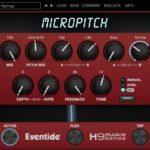 [DTMニュース]Eventideのデュアルボイスピッチシフター「MicroPitch」がリリース!