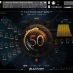 [DTMニュース]Heavyocityのシネマティックギターコレクション「Scoring Guitars」が50%off!