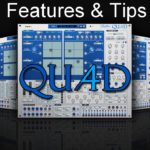 [DTMニュース]Rob PapenのXYパッドで直感的なサウンドメイキングができる「Quad」が20%off!