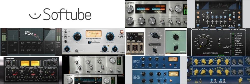 [DTMニュース]softube-analogue-plugins-1