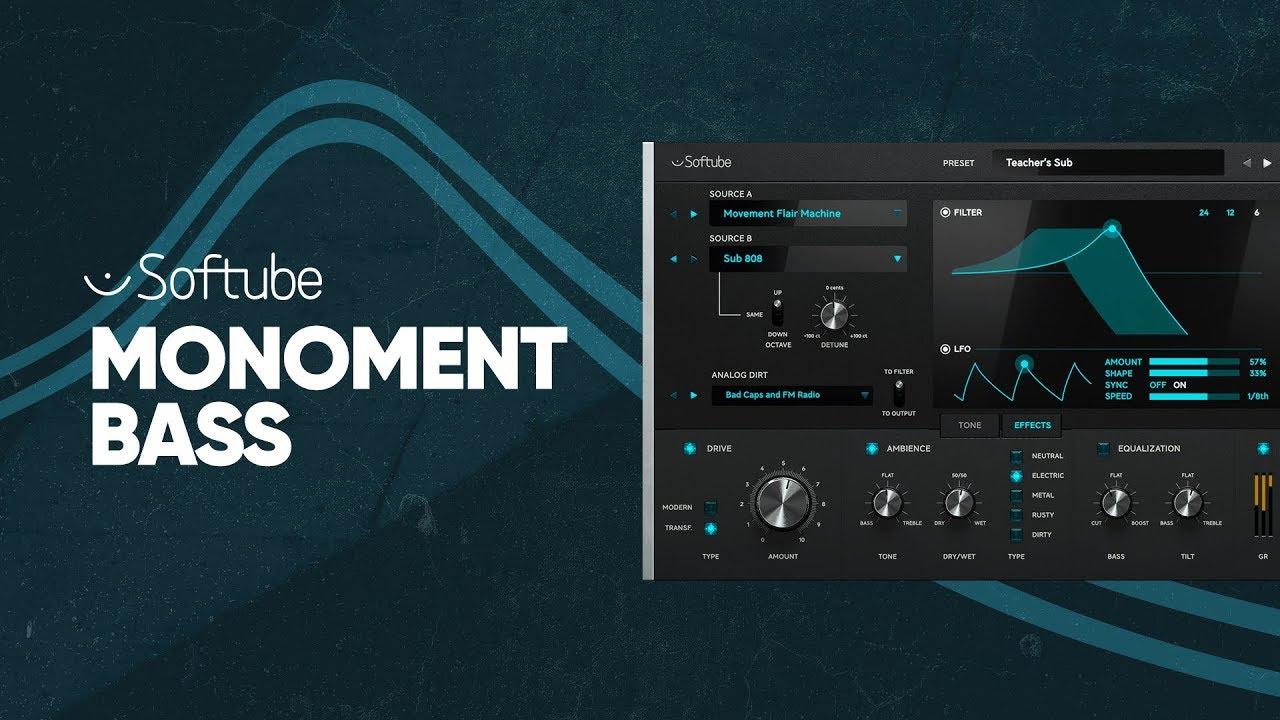 [DTMニュース]softube-monoment-bass-1