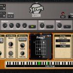 [DTMニュース]AASのアコースティック&エレキギタープラグイン「Strum Session」が80%off!