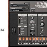 [DTMニュース]AASのバーチャル・アナログ・シンセサイザー「Ultra Analog Session」が61%off!