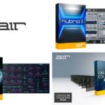 [DTMニュース]AIR Music Technologyの3つのコレクションを収録した「AIR Music Producer Pack」が89%off!