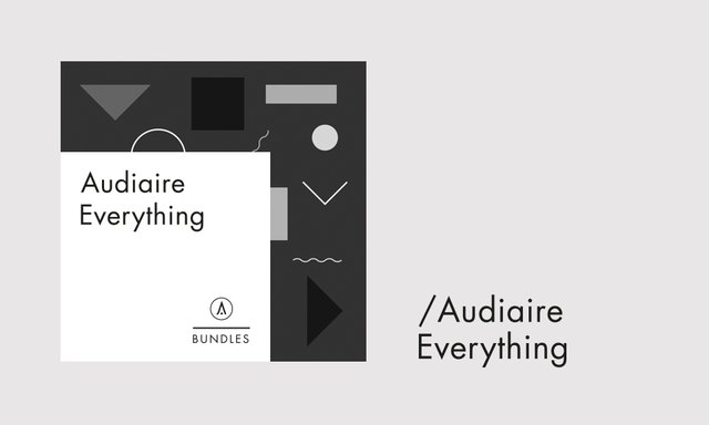 [DTMニュース]audiaire-everything-bundle-2