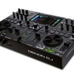 [DTMニュース]DENON DJのタッチスクリーン搭載2デッキスマートDJコンソール「PRIME GO」がリリース!
