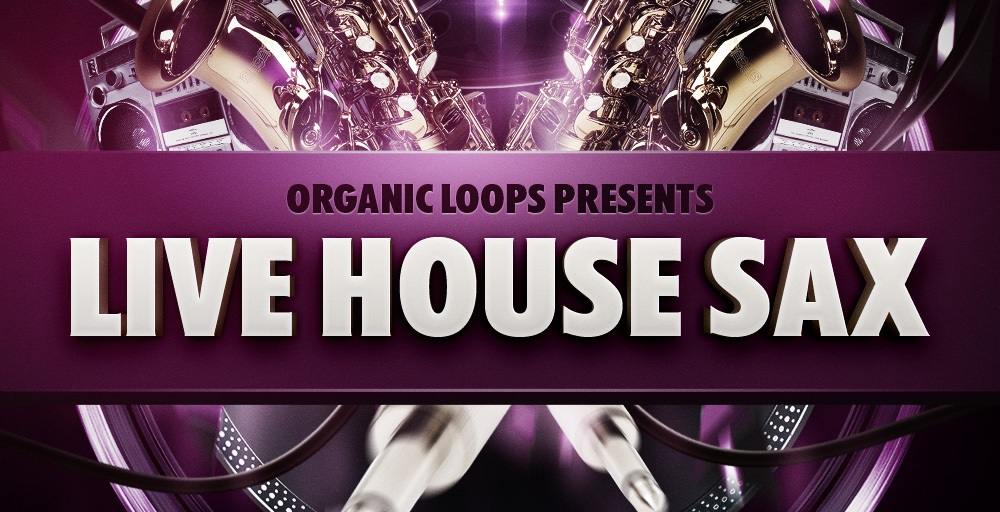 [DTMニュース]organic-loops-live-house-sax-1