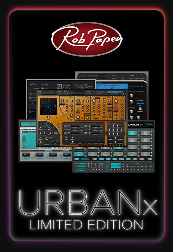 [DTMニュース]rob-papen-urban-x-bundle-2