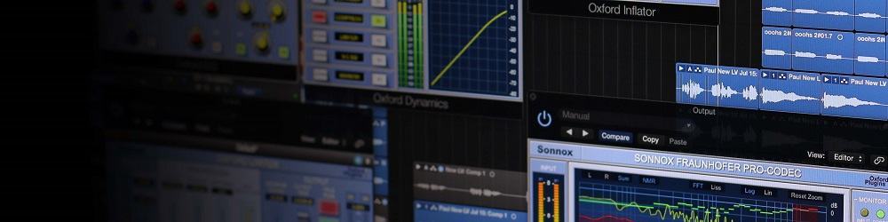 [DTMニュース]sonnox-mastering-collection-1