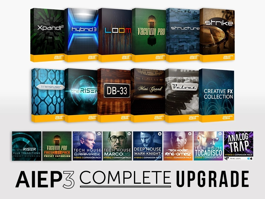 [DTMニュース]air-music-aiep3-complete-upgrade-1