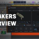 [DTMニュース]AudioThingのマイクとスピーカーのシミュレータープラグイン「Speakers」がリリース!