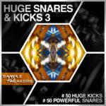 [DTMニュース]Class A Samples「Sample Tweakers – Huge Snares & Kicks Vol 3」EDM系おすすめサンプルパック紹介!