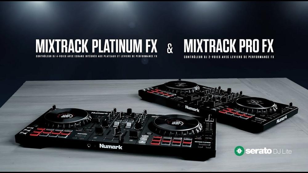 [DTMニュース]numark-mixtrack